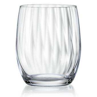 Borosil Us Vision Deco 10 Oz Drinking Glass Reviews Wayfair