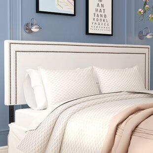 Find Eyre Upholstered Panel Headboard by Ivy Bronx