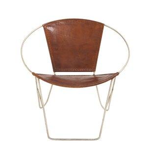 Metal Papasan Chair (Set of 2) byCole & Grey