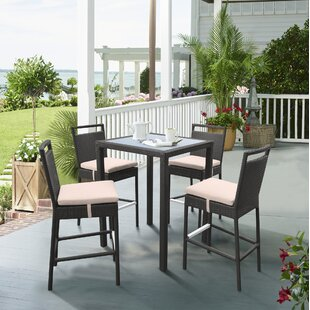 Whittingham Outdoor 5 Piece Bar Set