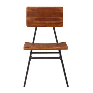 Cesare Solid Wood Dining Chair (Set of 2)..