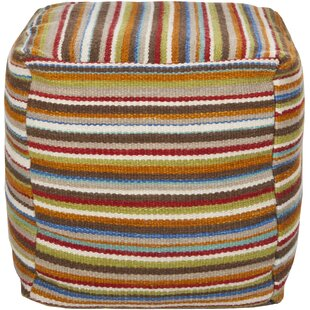 Tanner Pouf by Surya