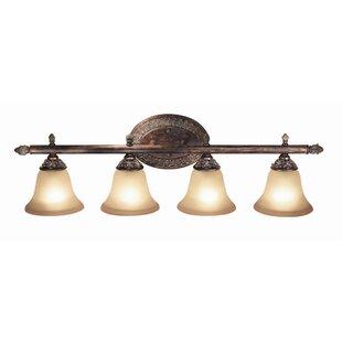 Worthington 4-Light Vanity Light by Woodbridge Lighting
