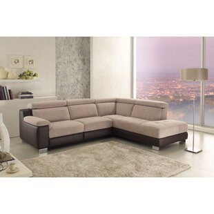 Decimus Corner Sofa By Ebern Designs