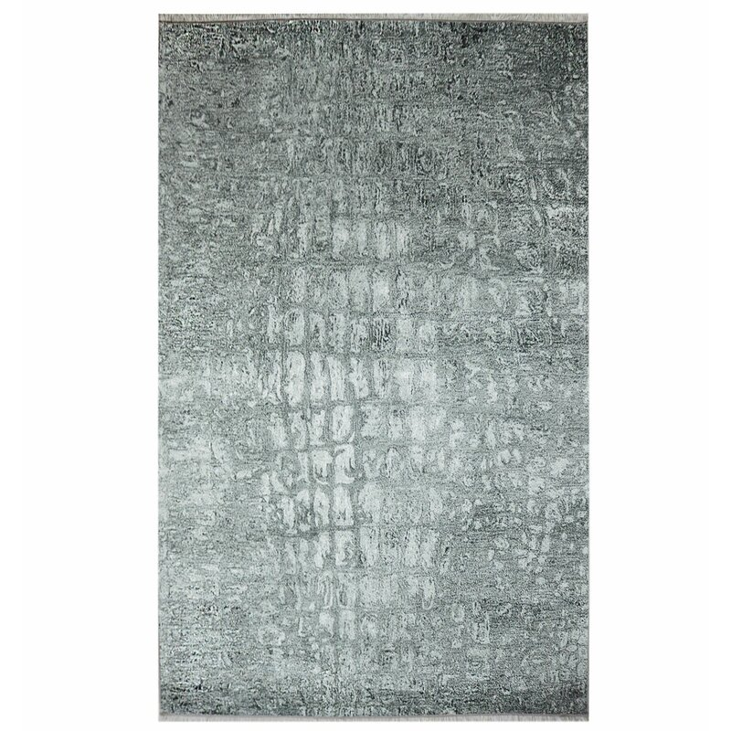 Sehrazat Majestic Kilim Grey Indoor