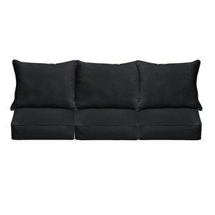 Pellot Indoor/ Indoor/Outdoor Loveseat Cushion