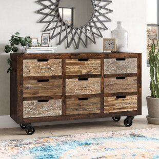 Mittler 9 Drawer Accent Chest