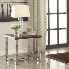 Madilynn End Table by Ivy Bronx