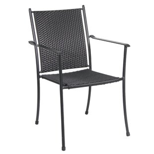 Rangel Stacking Patio Dining Chair (Set of 4) Purchase Online