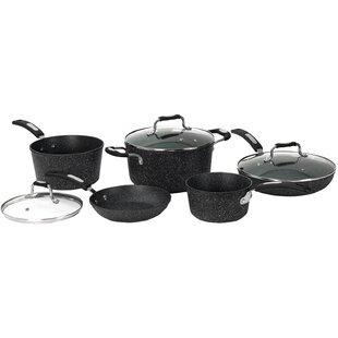 Starfrit the Rock™ 8 Piece Cookware Set