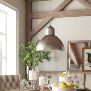 Bainbridge 1-Light Bowl Pendant
