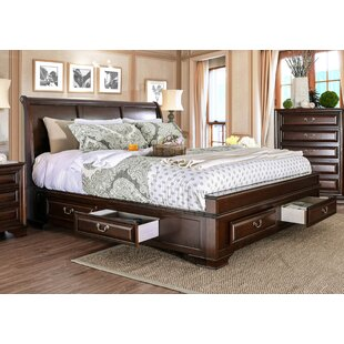 Deals Rector Sleigh Bed by Charlton Home Reviews (2019) & Buyer's Guide
