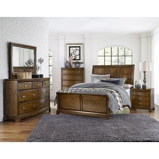 Charlton Home Shirebrook Queen Panel Configurable Bedroom Set