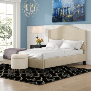 Eidelweiss Upholstered Panel Bed