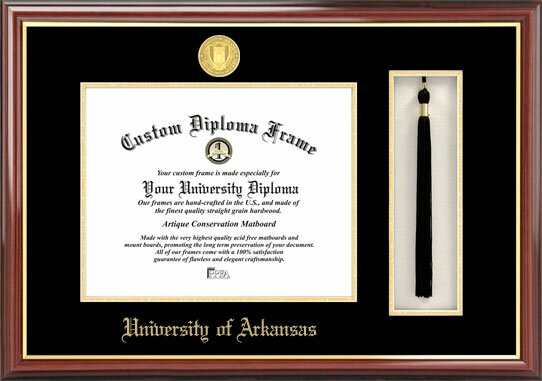 Campus Images Ncaa Tassel Box And Diploma Picture Frame Reviews Wayfair