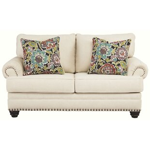 Compare prices Mulkey Loveseat by Charlton Home Reviews (2019) & Buyer's Guide