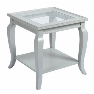Ellsinore End Table by Alcott Hill