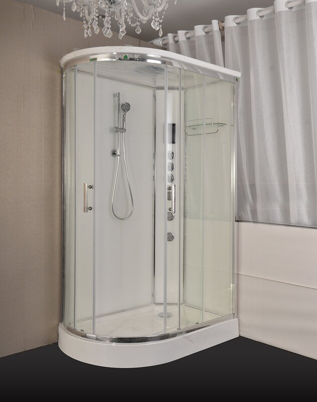 corner shower stalls 32x32. 47  x 32 85 25 Corner Shower Enclosure Stalls Enclosures You ll Love Wayfair