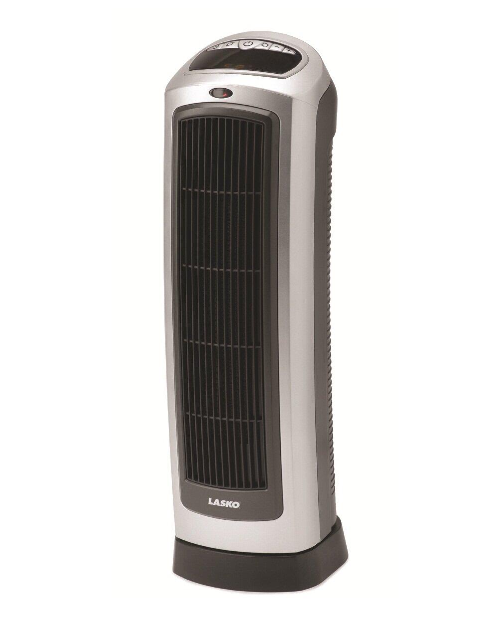 Btu Portable Electric Tower Heater