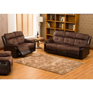 Tavistock Reclining 2 Piece Living Room Set by Red Barrel Studio