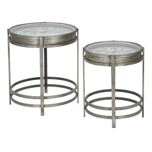 Carlisle 2 Piece Nest Of Tables By Williston Forge
