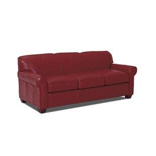 Jennifer Leather Sofa