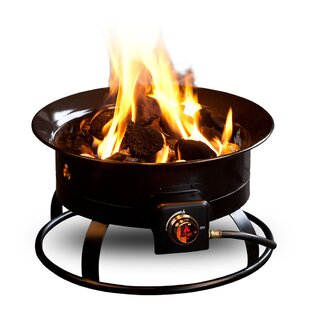 Outland Living Deluxe Steel Propane Fire ..