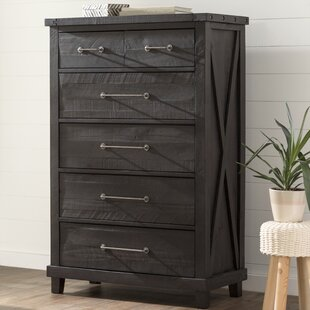 Laurel Foundry Modern Farmhouse Langsa 6 Drawer Chest Image