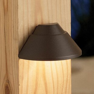 Find 1-Light Deck Light By Kichler