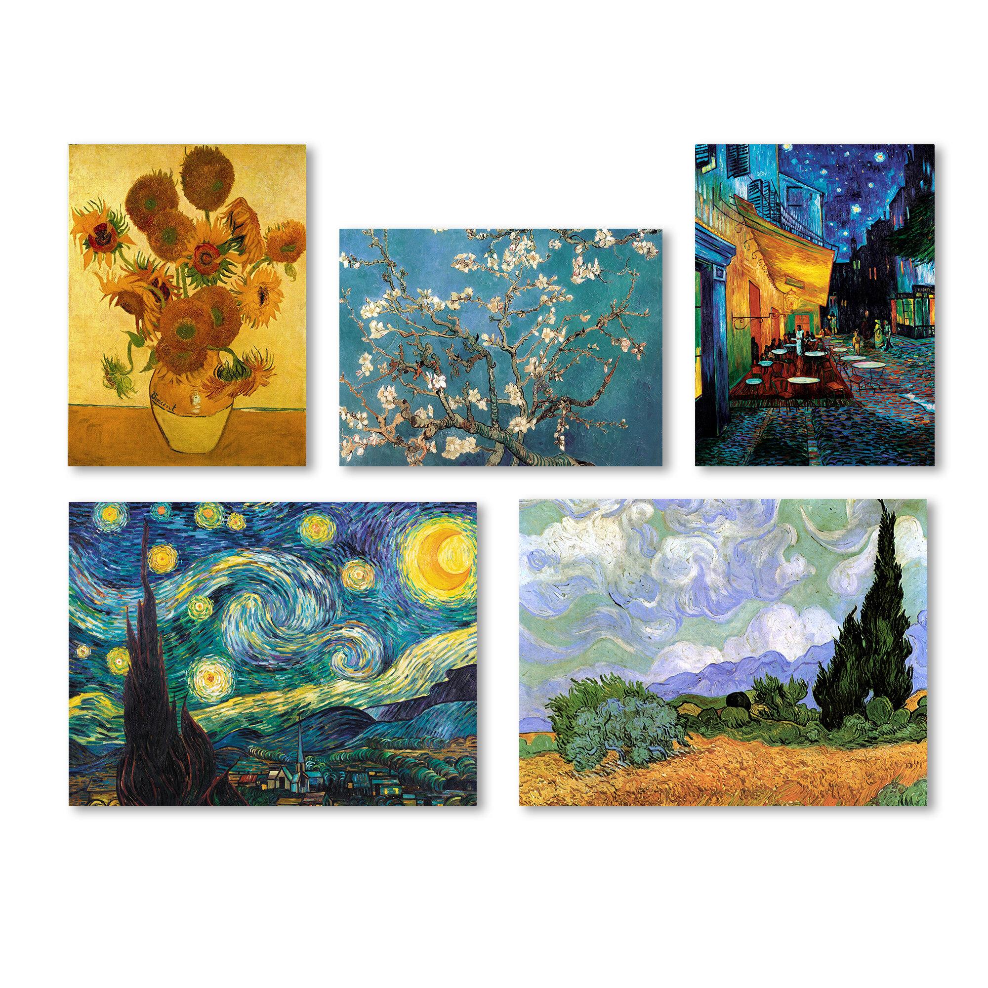 4 Piece Wall Art Sets You\'ll Love   Wayfair