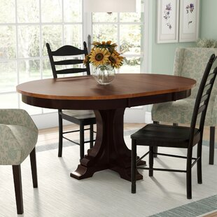 Alisha Extendable Dining Table by Alcott Hill
