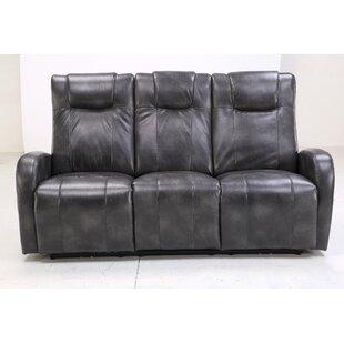 Winston Porter Hiller Dual Reclining Sofa