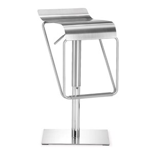 Raiford Adjustable Height Bar Stool by Trent Austin Design