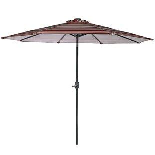Annabelle 8.5' Lighted Umbrella