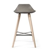 Hauteville 26.38 Bar Stool by Lyon Beton