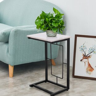 Merlino End Table by Ebern Designs