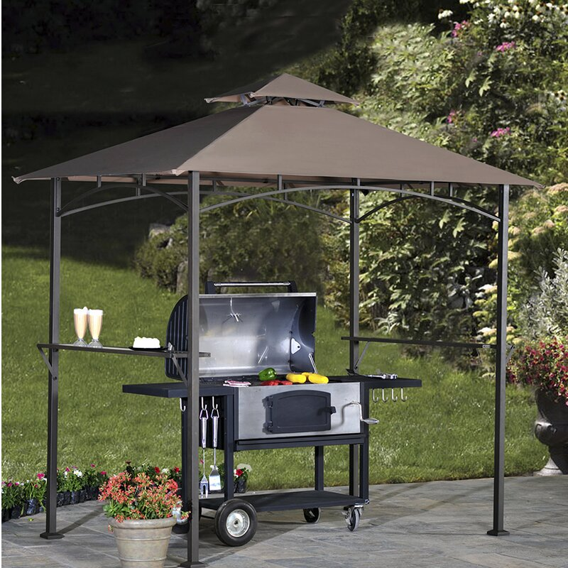 Replacement Canopy For Grill Gazebo