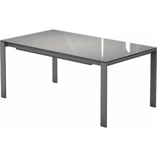 Napoli Dining Table by Modloft Black