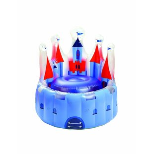 Shop For Frazier Castle Inflatable Kids Chair for Kids Boys ByZoomie Kids