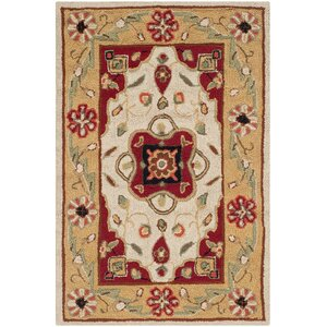 Bryonhall Hand Hooked Area Rug