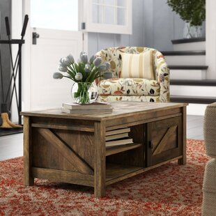 Wood-Top Coffee Tables You\'ll Love in 2019 | Wayfair