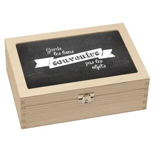 Garde Les Bons Souvenirs Pas Les Objects Organiser Box By Brambly Cottage