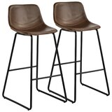 Umbria 30.5 Bar Stool (Set of 2) by 17 Stories
