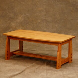 Best Price Craftsman Coffee Table by Wood Revival Reviews (2019) & Buyer's Guide