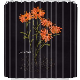 Calendula Single Shower Curtain