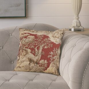Leora Cotton Throw Pillow