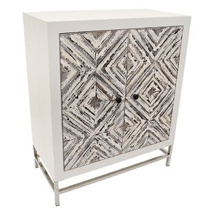 Mcgehee Wood 2 Door Accent Cabinet by Ivy Bronx
