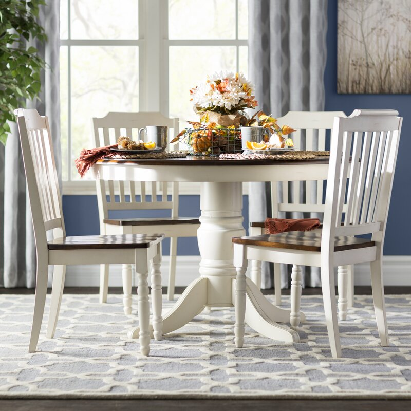 Three Posts Itchington Dining Table Reviews Wayfair