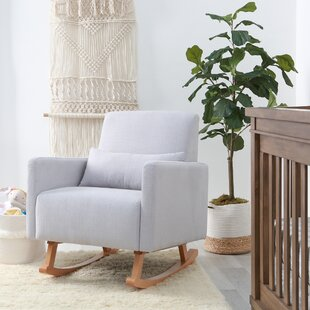 Rocking Chair By Karla Dubois