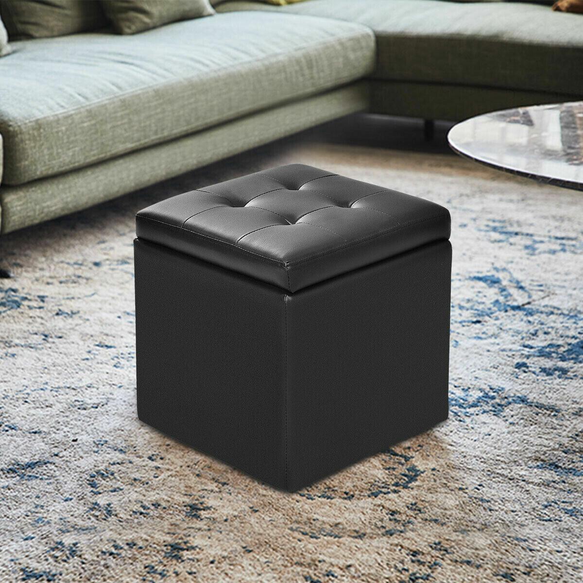 Superb Haugh Storage Ottoman Machost Co Dining Chair Design Ideas Machostcouk